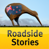 Roadside Stories - an audio tour of New Zealand