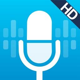 Recorder Plus - voice recorder & audio editor HD