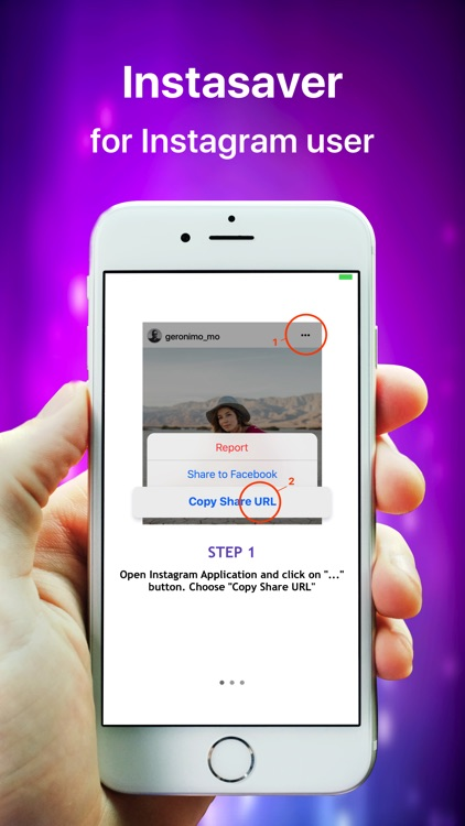 SaveInstant - Easy repost your Photos & Videos