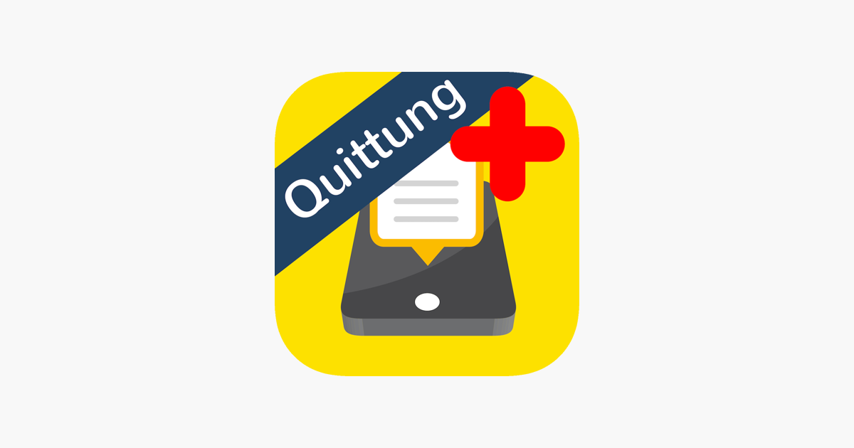 Quittung Plus Der Quittungsblock Im App Store