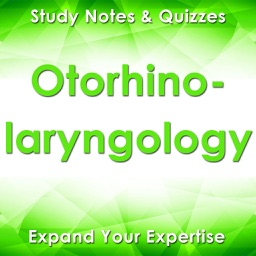 Otorhinolaryngology Exam Review- 1100 Terms & Quiz