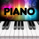 Piano With Songs- Learn to Play Piano Keyboard App