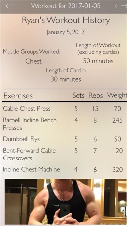 AFITNY - Fitness Trainer screenshot-3