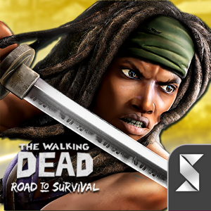 The Walking Dead: Road to Survival - Strategy Game app