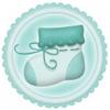 Truong Hoang - BabyStory - baby & pregnancy milestone stickers artwork