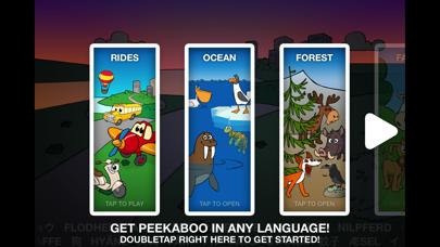 Peekaboo HD Rides ScreenShot3