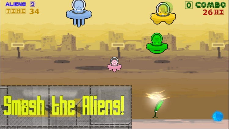 Aliens End Roach: Defeat the Raid with Atomic Bug!