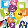 SocialAll : All in one social media