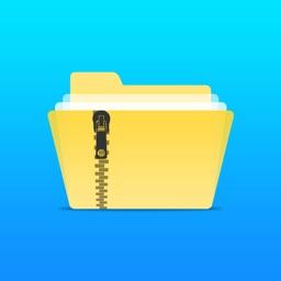 Unzip files - zip file opener & manager