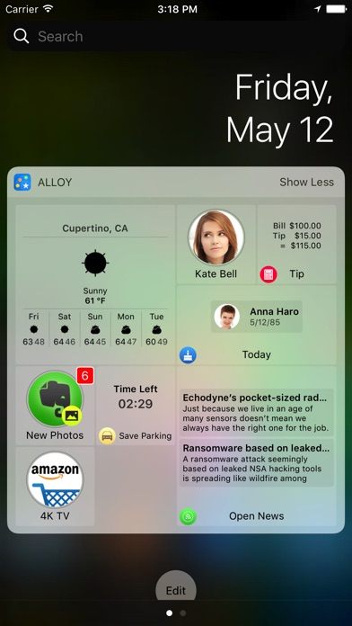 Alloy - launcher and automator Screenshots