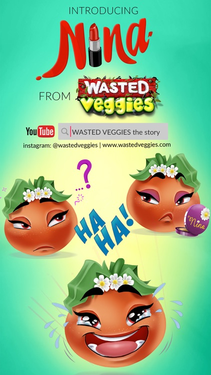 Wasted Veggies: Nina