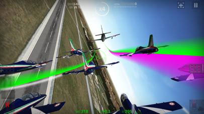 Frecce Tricolori Flight Simulator screenshot 2