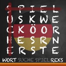 Activities of Wortsuche: Solve Word Puzzle in German