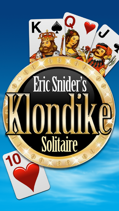 Eric's Klondike Solit... screenshot1