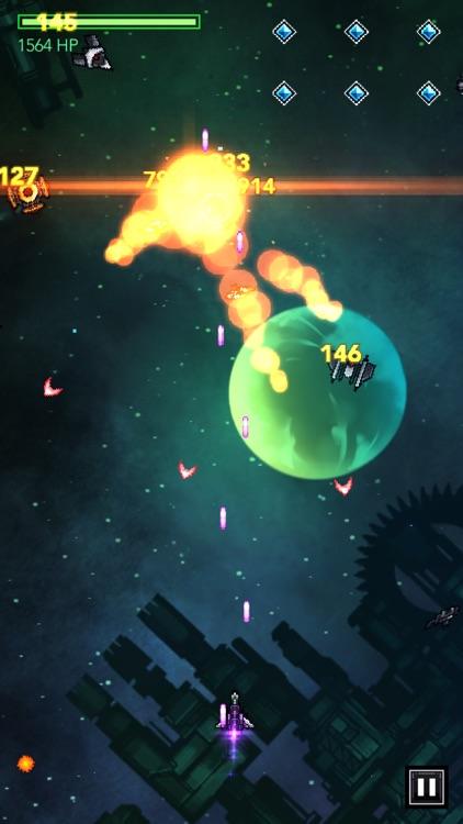 Gemini Strike: Space Shooter RPG screenshot-3
