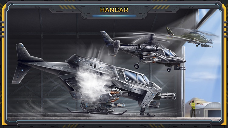 Helicopter Fight: Apocalypse screenshot-3