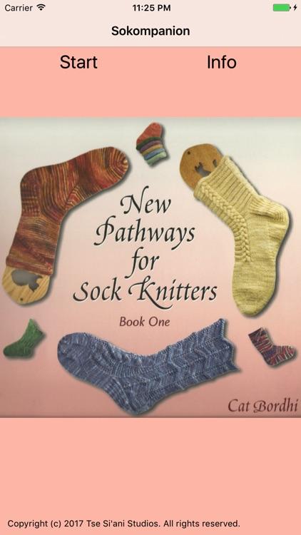 Sokompanion (knitting)