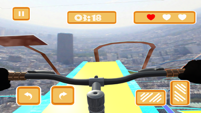 Bicycle Stunts Rider : Off Road Bicycle Rider screenshot three