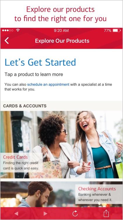 Bank of America - Mobile Banking screenshot-4