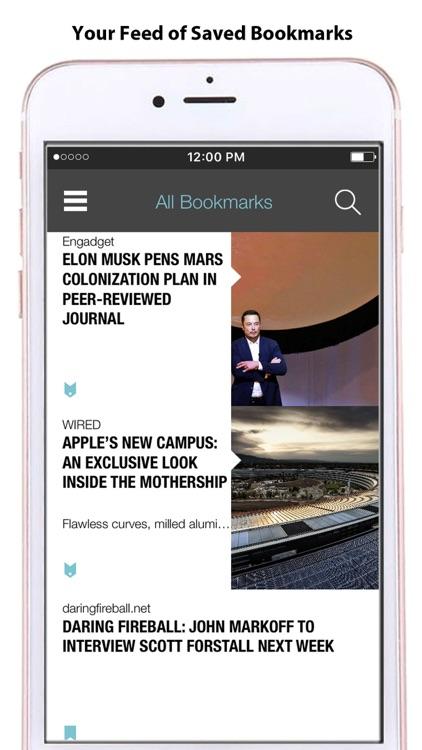 Pinpoint Bookmarking screenshot-4