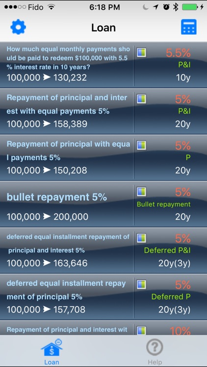 EZ Loan Calculator screenshot-3