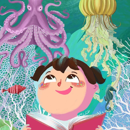 Explore Ocean - Lovely game for kids to learn more iOS App