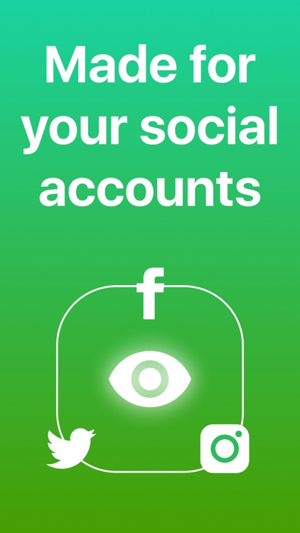 Social Reports PRO – analytics for your accounts screenshot-3