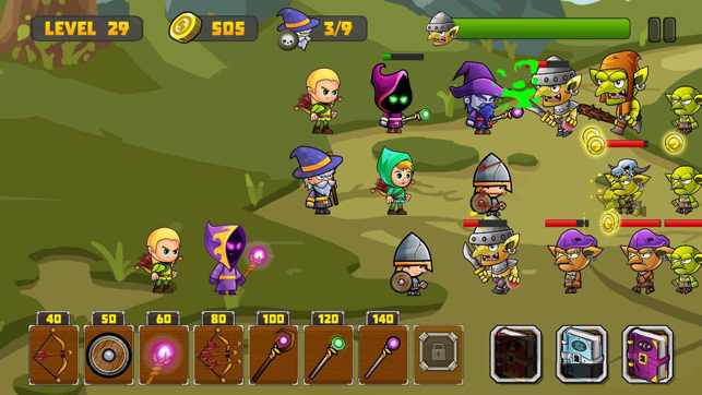 Goblin Defence on the App Store
