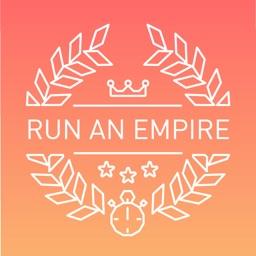 Run An Empire - The Strategy Running Game