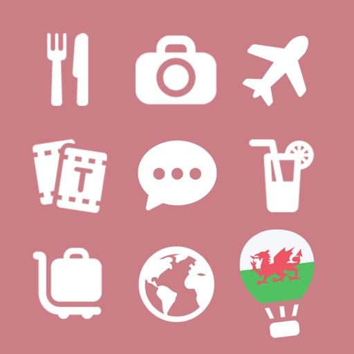 LETS Travel Wales! Speak Welsh Phrase Guide Book