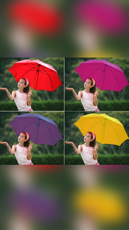 Color Splash photo effects