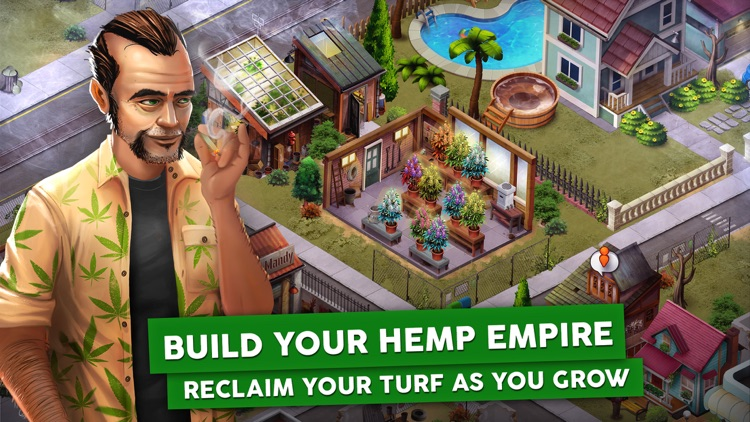 Hempire - Weed Growing Game screenshot-1