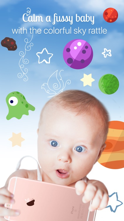 White Noise Baby: Sleep Sounds & Relax Lullabies screenshot-4