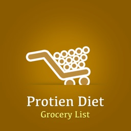 Protein Diet Grocery List HD: A Perfect High Protein Diet Foods Shopping List