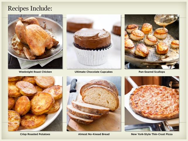 Cook S Illustrated All Time Best Recipes On The App Store