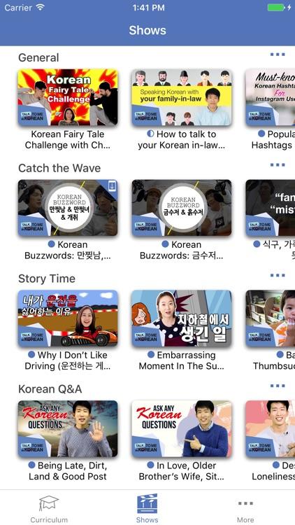 Talk to Me in Korean - Lessons+ (TTMIK) screenshot-3