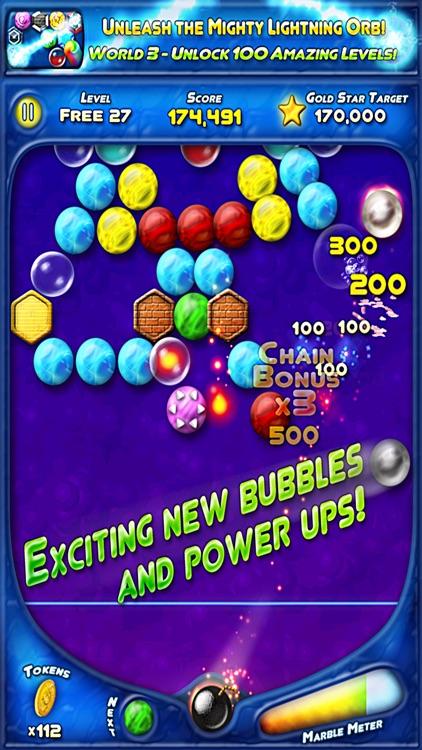 Bubble Bust! - Bubble Shooter Mania screenshot-3