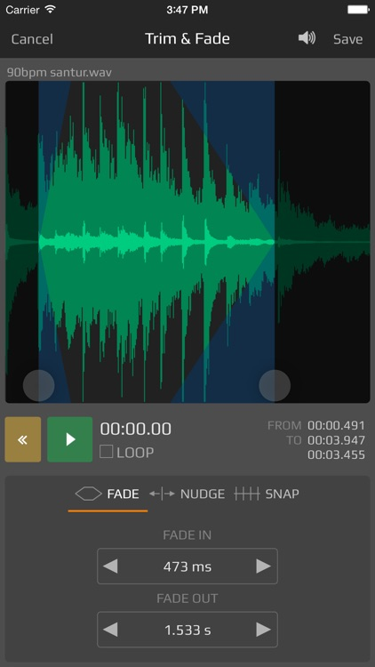 AudioShare screenshot-3