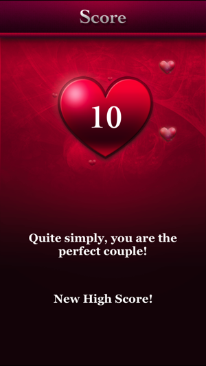 how do you know when you re in love quiz