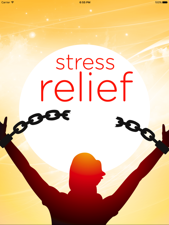 Stress Relief: FREE 10 minute Guided Hypnosis and Yoga Nidra Meditation for Mindful Relaxation, Anxiety Release and Deep Sleep for Women screenshot