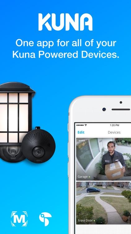 Kuna Smart Home Security