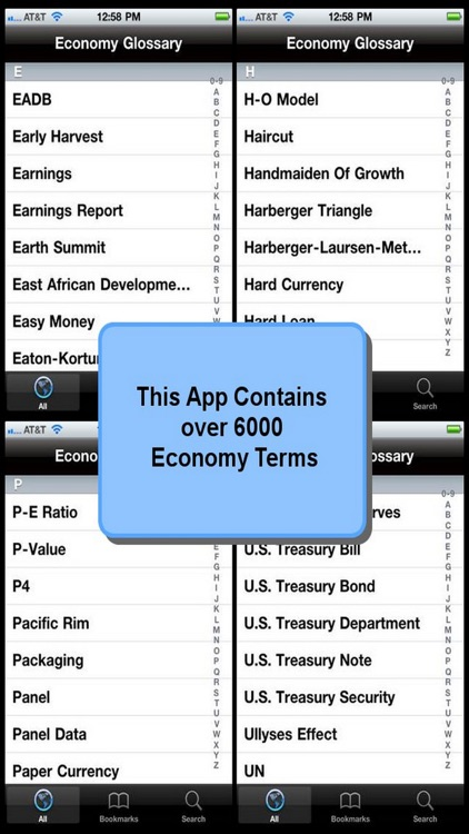 Glossary of Economic Terms screenshot-3