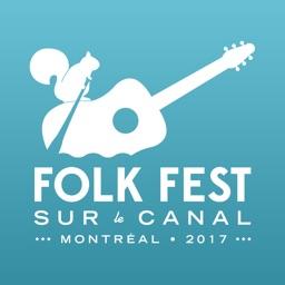 Folk Fest sur le canal