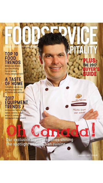 Foodservice and Hospitality Magazine screenshot-4