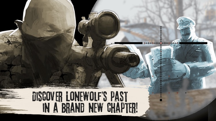 LONEWOLF screenshot-4