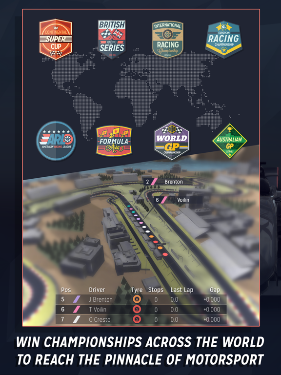 Motorsport Manager Manage Your Very Own Racing Team And