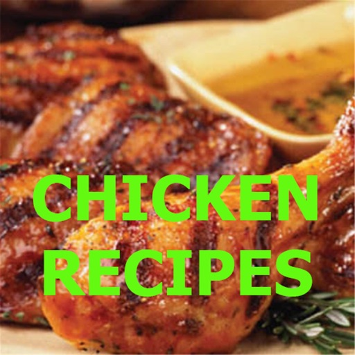 Chicken Recipes - Offline Recipes icon
