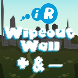 Wipeout Wall for iPad (Addition & Subtraction)