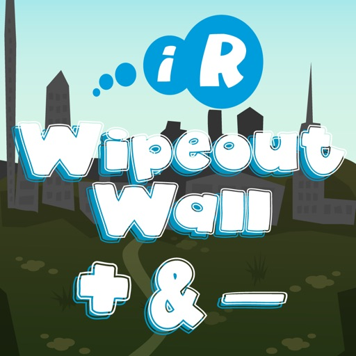 Wipeout Wall for iPad (Addition & Subtraction) by Primary Games Ltd