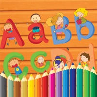 Codes for ABC Coloring Alphabet Learn Paint for Toddler Kids Hack
